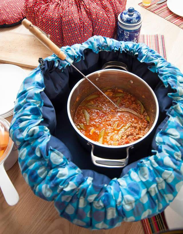 Wonderbag Non-Electric Portable Slow Cooker How to save Energy