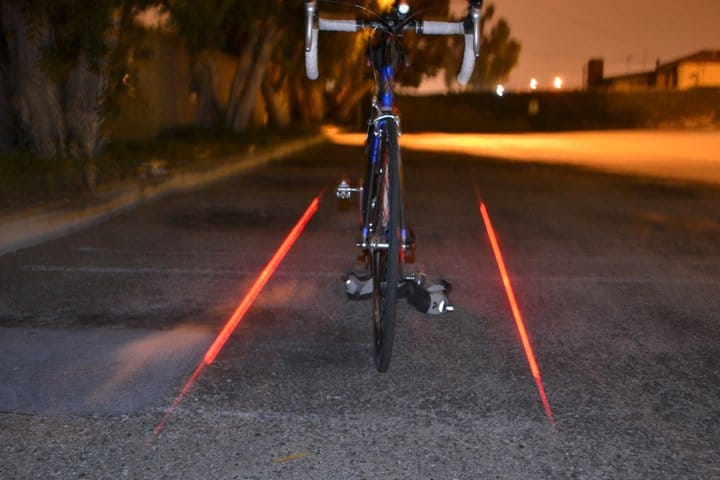 Always have a bikelane wherever you ride. & XFire Bike Safety Lighting System - NoveltyStreet