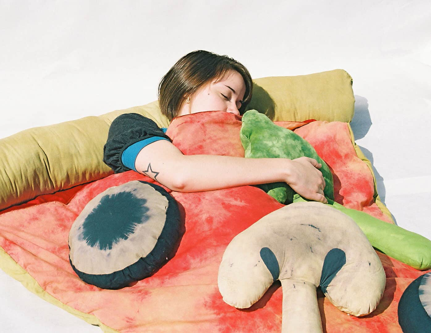 B Fiber and Craft Pizza Sleeping Bag Buy Food Furniture