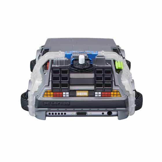 Bandai-Crazy-Case-DeLorean-Case-Back-to-the-Future-2-Car