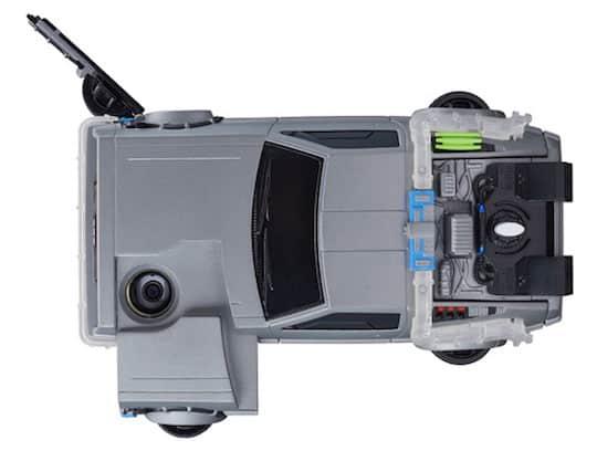 Bandai-Crazy-Case-DeLorean-Case-Cool-Novelty-Gift-Idea