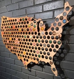 United States of Beer Caps.
