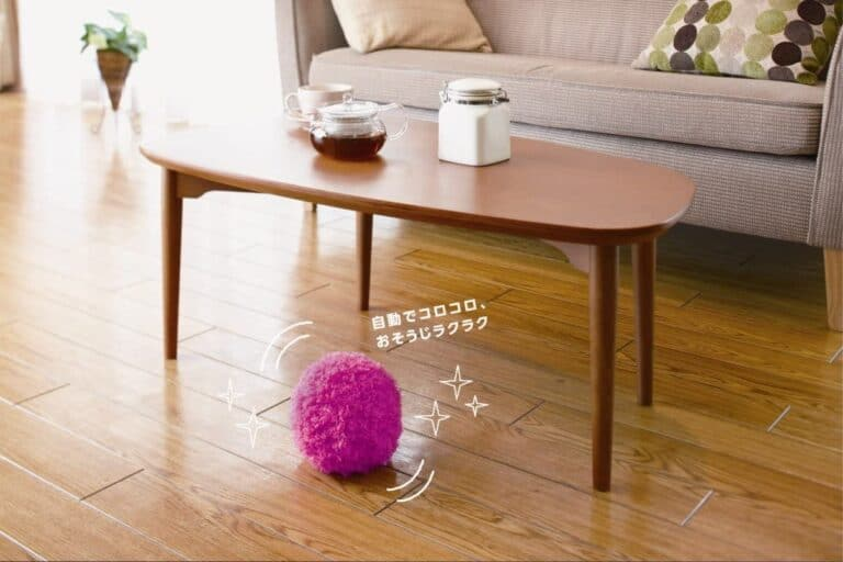 CCP Mocoro Robot Cleaning Ball Cool Gift For Lazy People