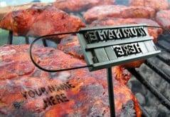 Steak mine!