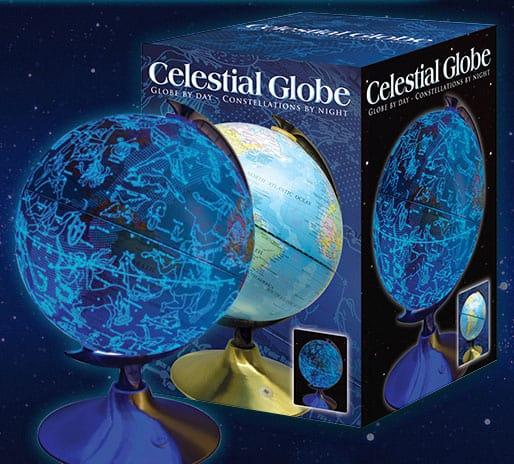 Fascinations Celestial Globe Gift Idea for Kids