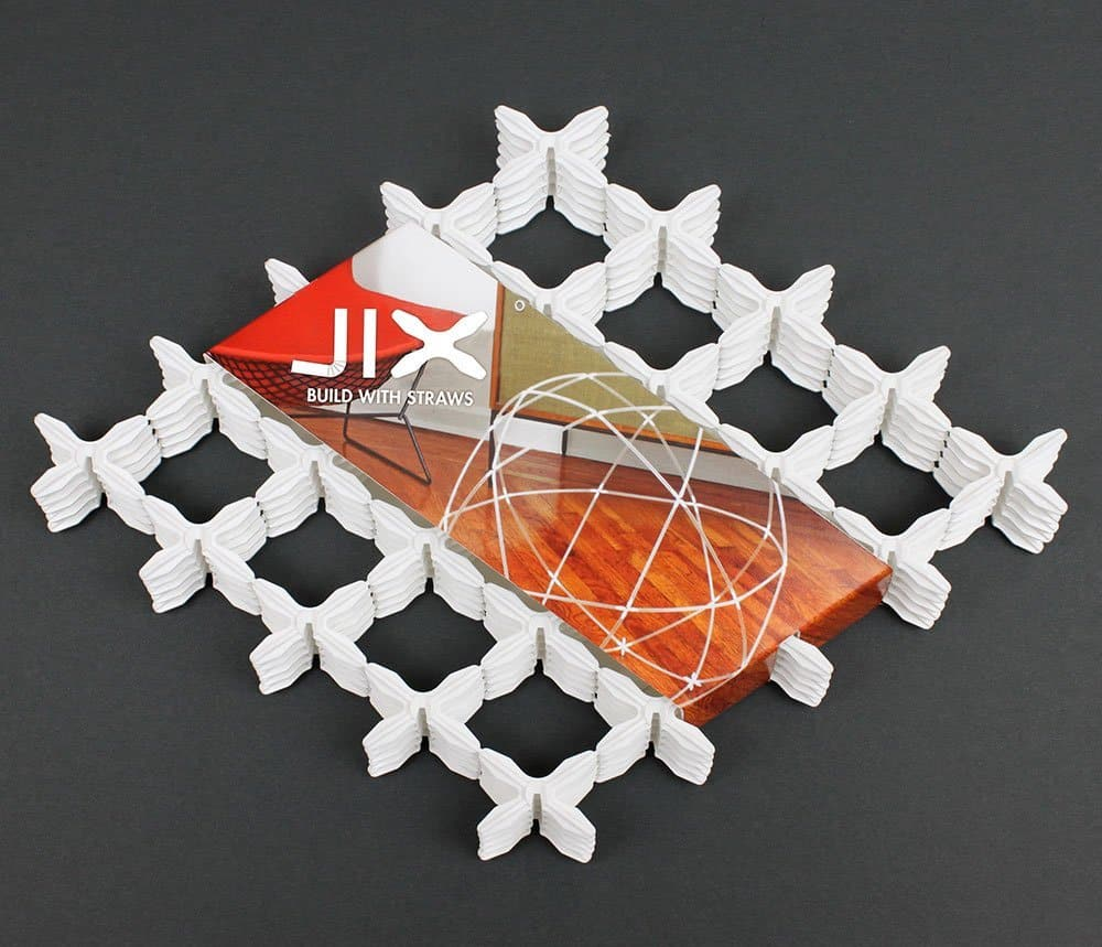 JIX Straw Connectors DIY Interactive Toy
