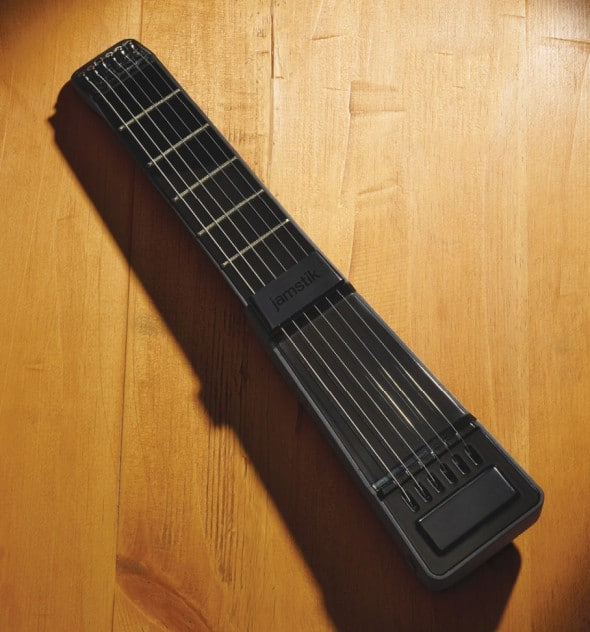 Six strings, five frets and infinite possibilities.