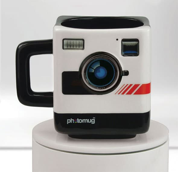 Mustard Photomug Photographer Mug
