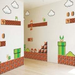 Super Mario on my wall!