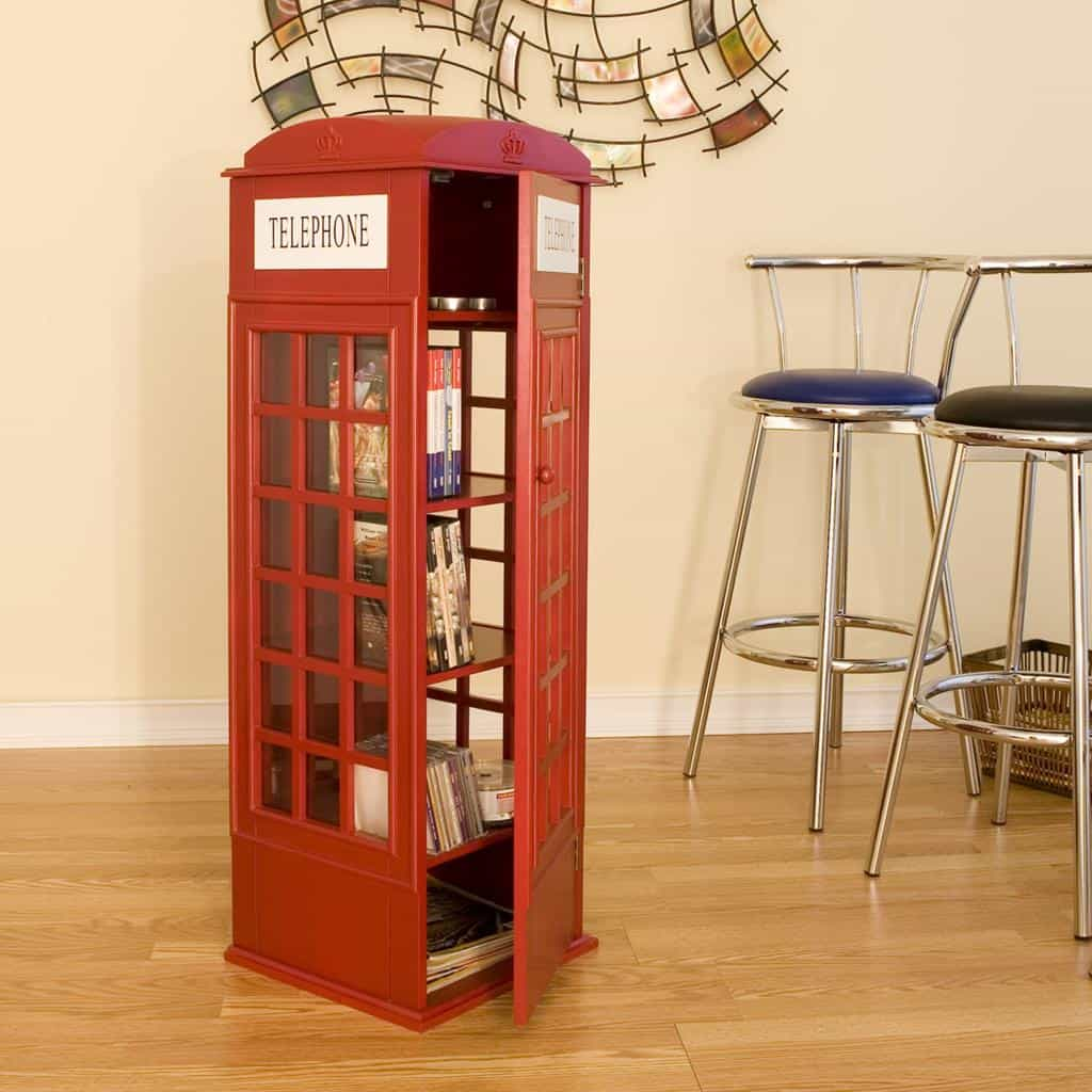 Phone Booth Cabinet - NoveltyStreet