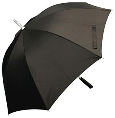 Rainbow Flash LED Umbrella Black