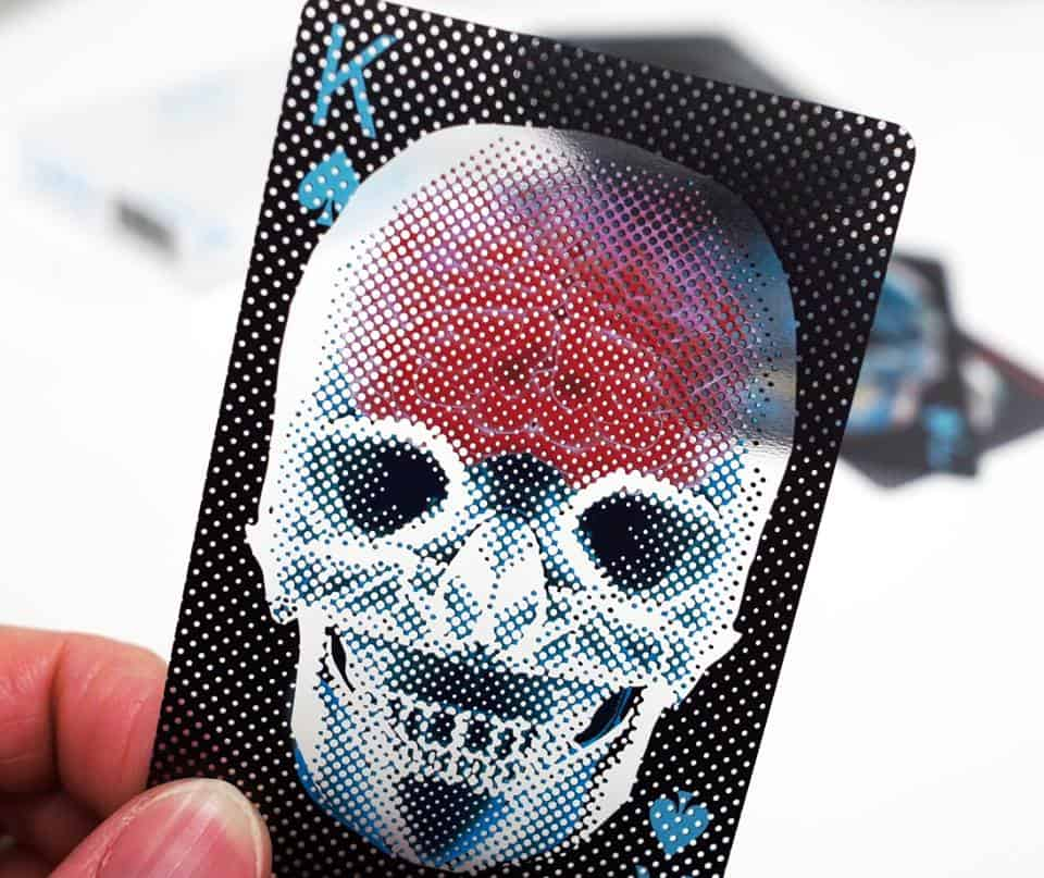 Waku Design X-Ray Deck of Cards Cool Novelty Item to Buy