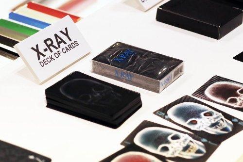 Waku Design X-Ray Deck of Cards Creative Poker Night