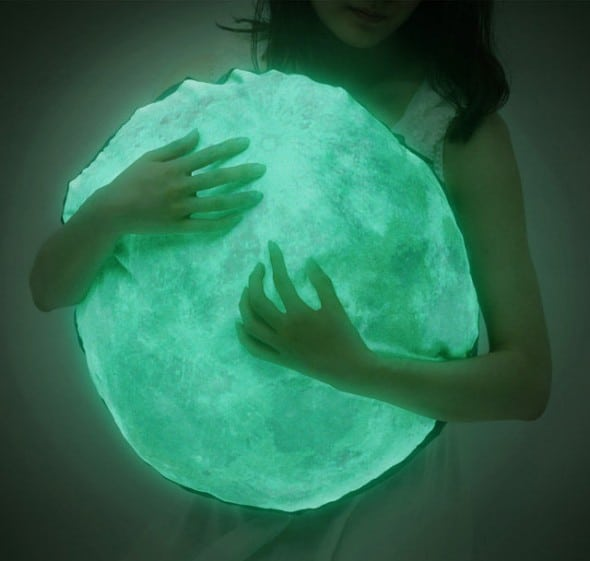 You can now hug that moon light like there's no tomorrow.