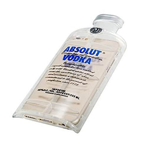 Absolut Vodka iPhone Soft Cover Buy for Dad