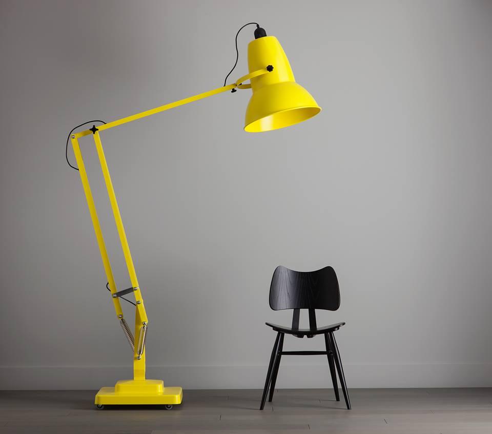Anglepoise Giant 1227 Floor Lamp Designer Fixture