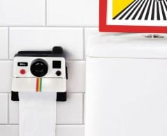 Camera in the bathroom?