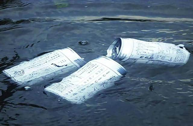 Emergency Rice in Can Shunmai Shinkan Waterproof Floating Containers