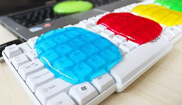 Keyboard Cleaner Cleaning Gel Gadget Maintenance
