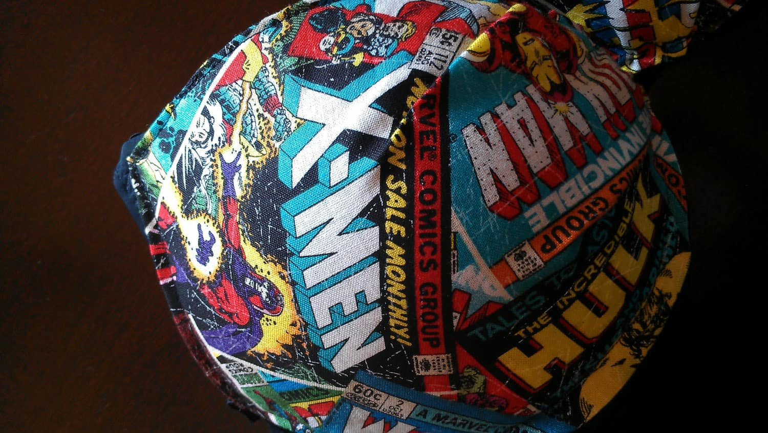 Marvel Comics Inspired Bra X-Men