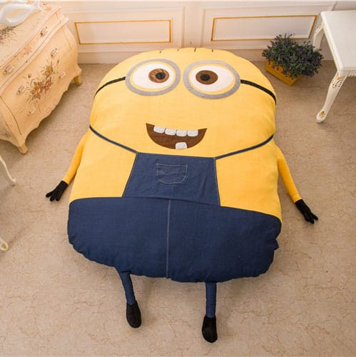 Minion Sleeping Bed Buy Cool Kid Bed