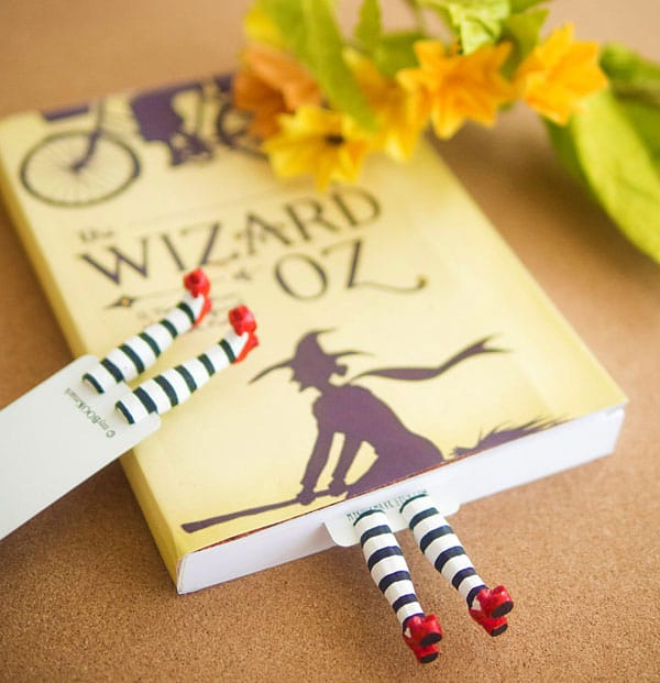 My Bookmark Wicked Witch Bookmark Cool Mom Gift Idea