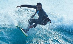 Suit up and surf's up!