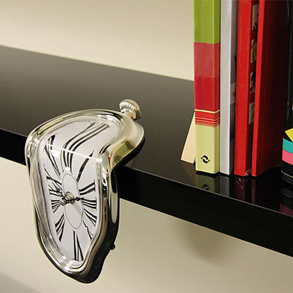 Thumbs Up! Melting Clock Cool  Novelty