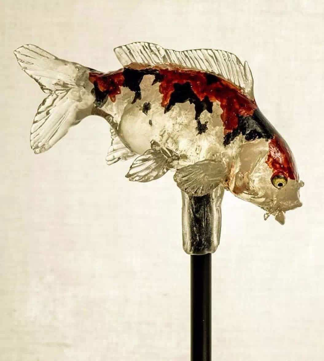 Ameshin Realistic Animal Lollipops Koi