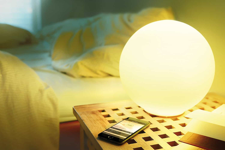Elgato Alvea Dynamic Mood Light Sunshine Alarm Setting