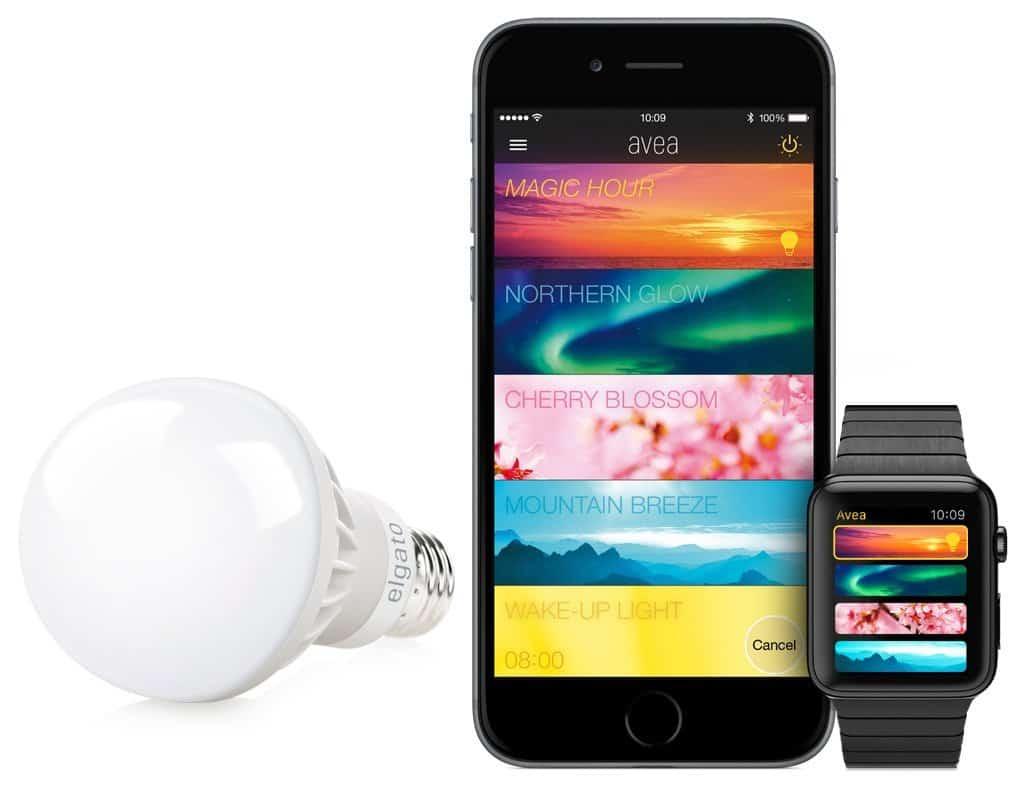 Elgato Alvea Dynamic Mood Light iPhone Compatible