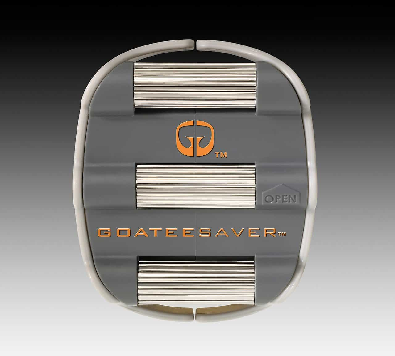 GoateeSaver Shaving Template Cool Invention
