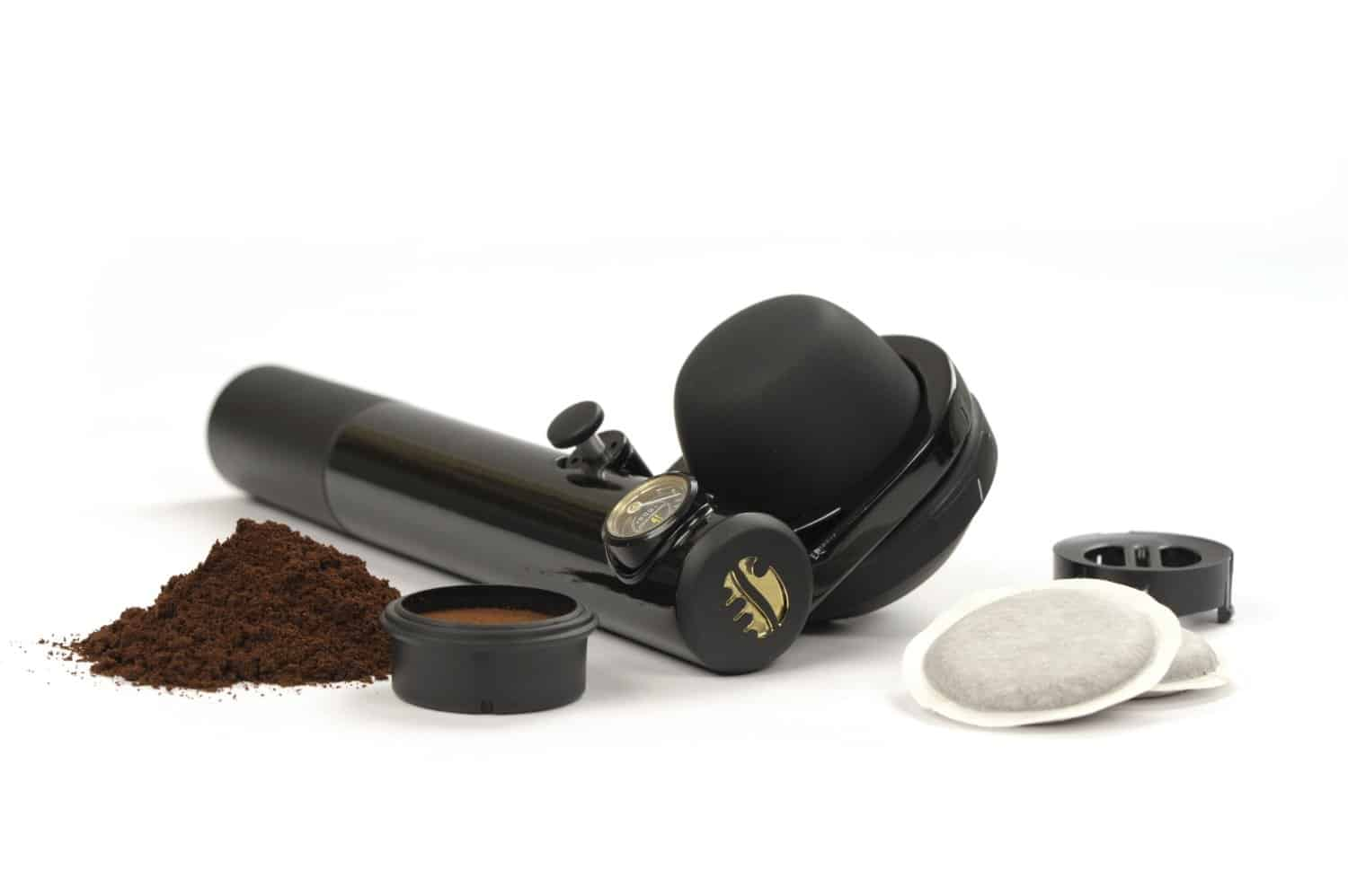 Handpresso Wild Hybrid Coffee Machine Cool Device for Travelers