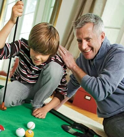 HearthSong Golf Pool Bond with Kids