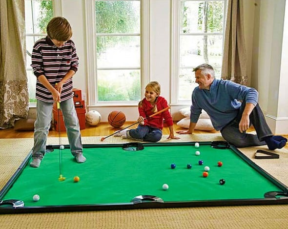 HearthSong Golf Pool Fun Family Game