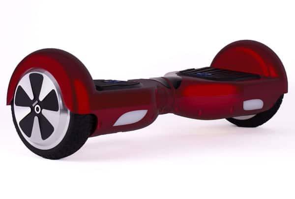 IO Hawk Red Cool Skateboard Alternative