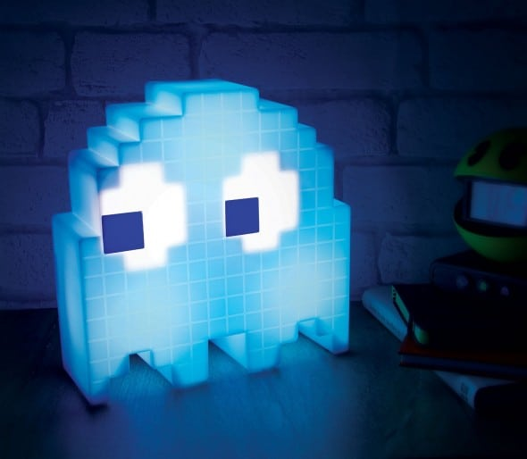 Paladone Pac-Man Ghost Light Geek lighting