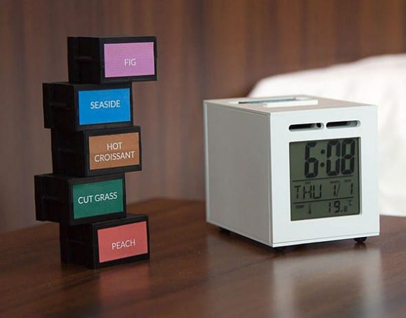 SensorWake Smell-Based Alarm Clock Cool Gadget to Buy