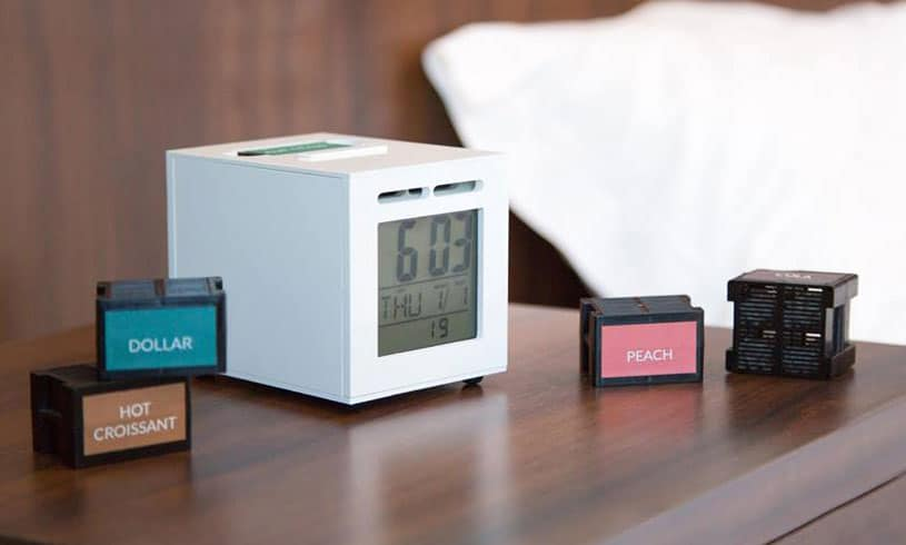 SensorWake Smell-Based Alarm Clock Scent Cartridges