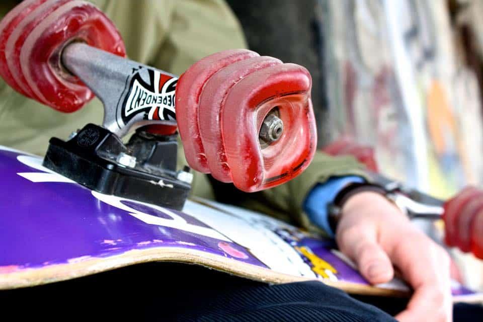 Shark Wheels Square Skateboard Wheels Improve Performance