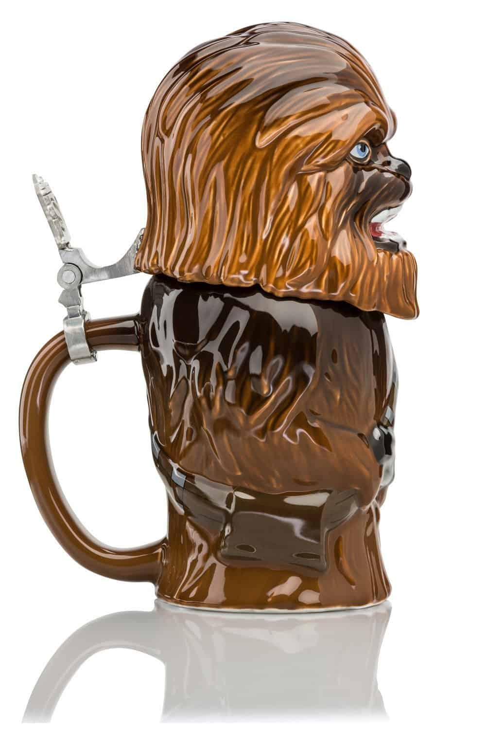 Star Wars Chewbacca Stein Boyfriend Gift Idea