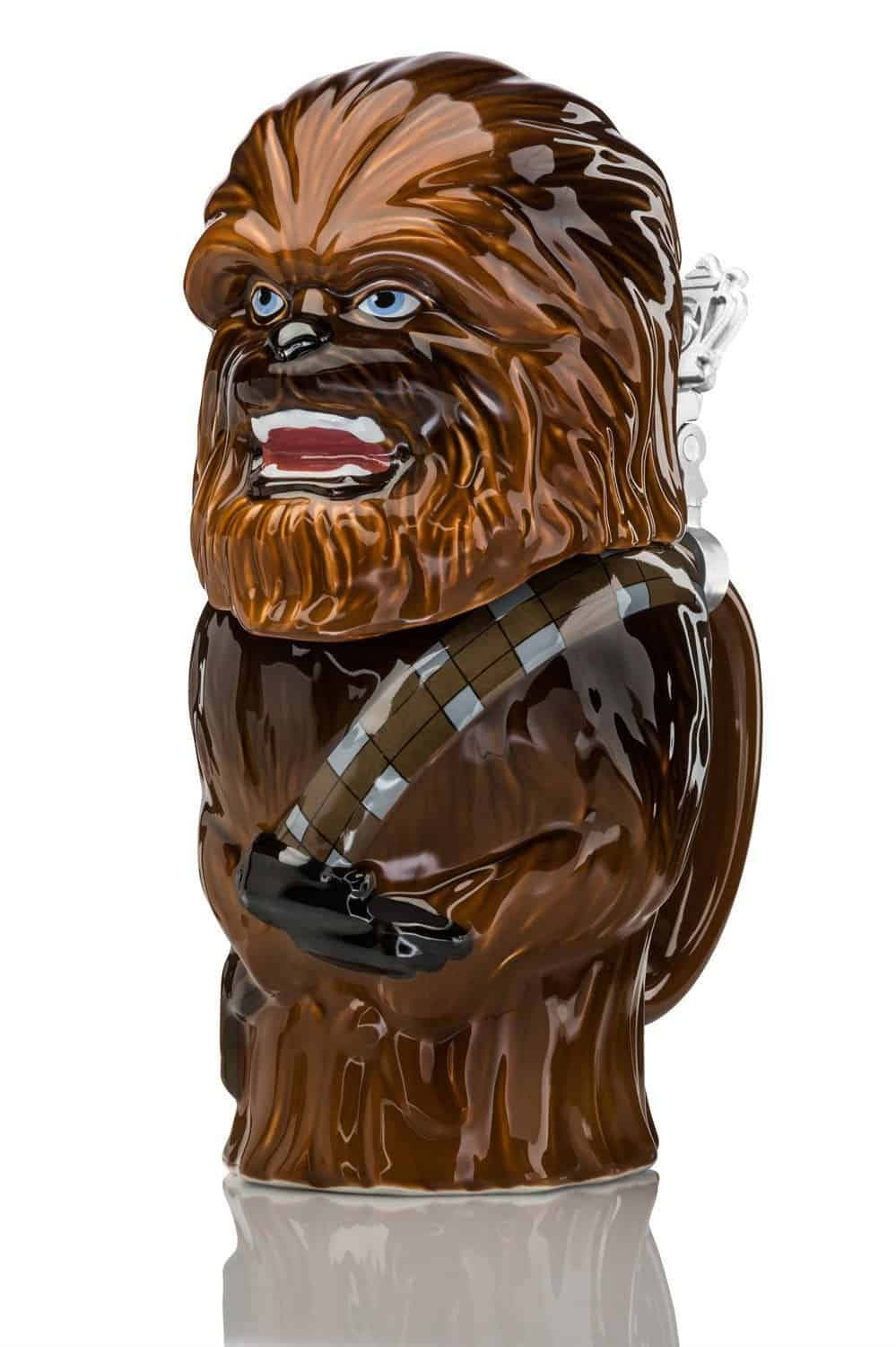 Star Wars Chewbacca Stein Cool Fan Gift