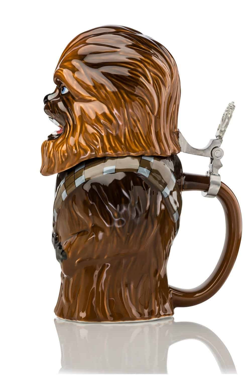 Star Wars Chewbacca Stein Cute Geek Gift