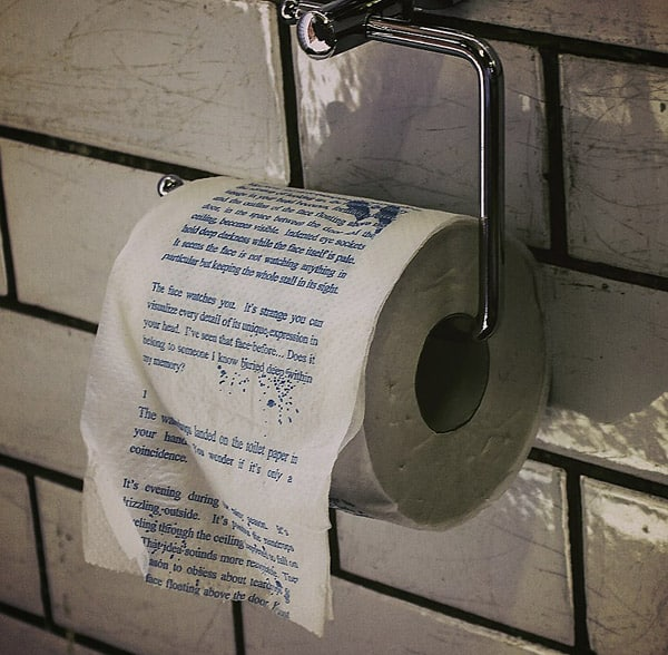 Toilet paper that will literally make you sh*t.
