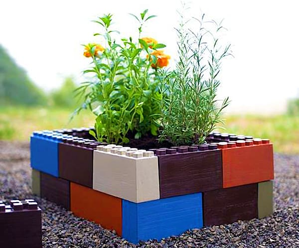 TogetherFarm Blocks Easy Way to Build Garden
