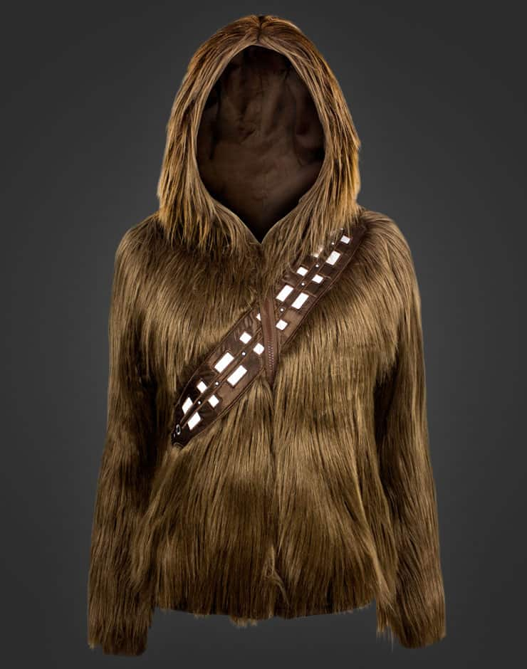 We Love Fine I Am Furry Chewbacca Hoodie Star Wars Apparel