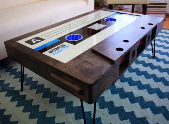 214-Graffiti-Classic-Cassette-Tape-Coffee-Table-Hip-Furniture-for-Dorm