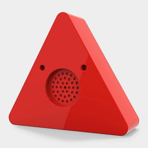 Bleep Bleeps Sammy the Screamer Motion Alarm Cute Gadget