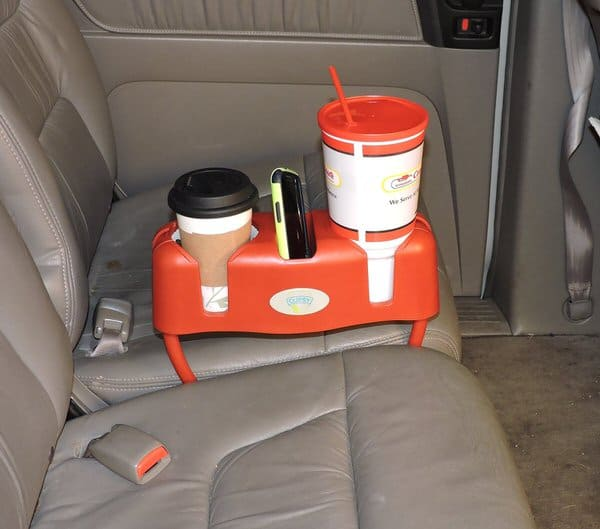 Cupsy Sofa and Couch Beverage Organizer For Cars