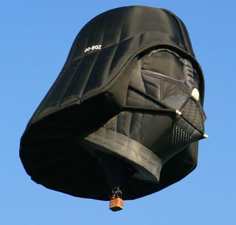 Darth Vader Balloon WTF